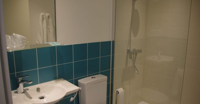 Salle de bain twin supérieure